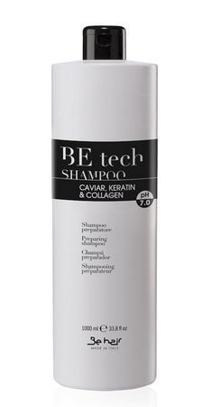 BE HAIR PREPARING SHAMPOO 1000ML