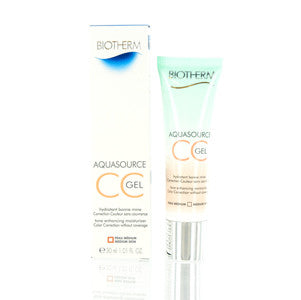 AQUASOURCE CC GEL TONE ENHANCING MOISTURIZER 1.0 OZ MEDIUM(30 ML) COLOUR CORRECTION - Brands Now