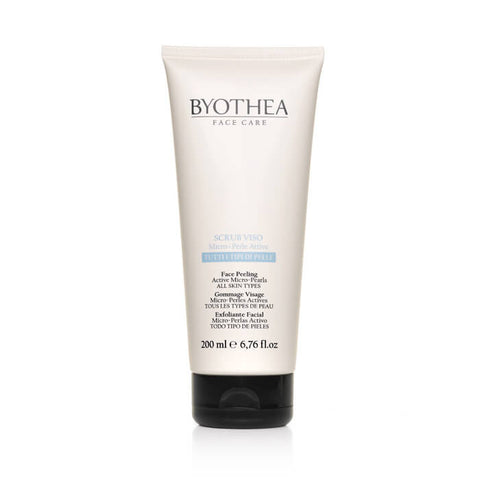 Byothea Face Peeling Scrub Active Micro Pearls 200ml - Brands Now