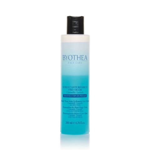 Byothea Dual Phase Makeup Remover Face And Eyes Chamomile And Lavender 200ml - Brands Now