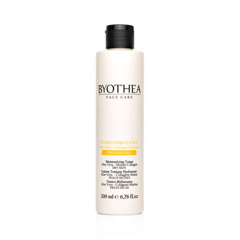 Byothea Moisturising Toner Dry Skin Aloe Vera And Collagen 200ml - Brands Now