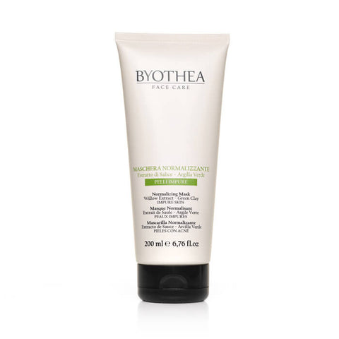 Byothea Normalising Mask Willow Extract And Green Clay 200ml - Brands Now