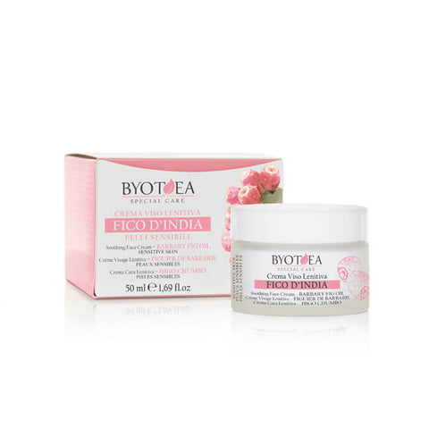 Byothea FICO D'INDIA Soothing Face Cream 50ml - Brands Now