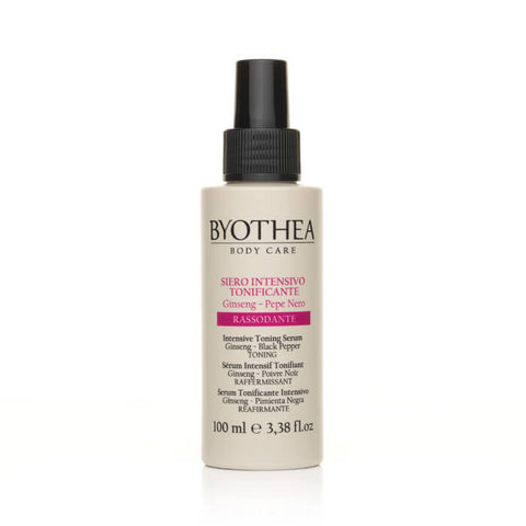 Byothea Intensive Toning Serum Ginseng And Black Pepper 100ml - Brands Now