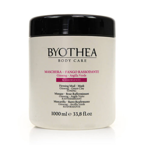 Byothea Firming Mud Mask Ginseng And Green Clay 1Ltr - Brands Now