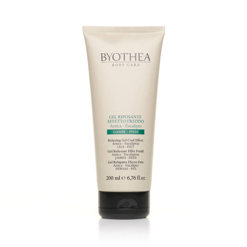 Byothea Relaxing Gel Cool Effect Arnica And Eucalyptus 200 Ml - Brands Now