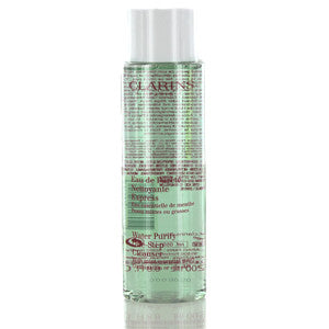 CLARINS WATER PURIFY ONE-STEP CLEANSER WITH MINT ESSENTIAL WATER 6.8 OZ - Brands Now