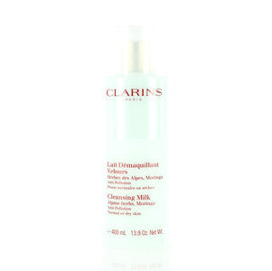 CLARINS CLEANSING MILK WITH ALPINE HERBS NORMAL TO DRY SKIN