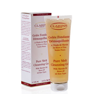 CLARINS PURE MELT CLEANSING GEL WITH MARULA OIL 3.9 OZ