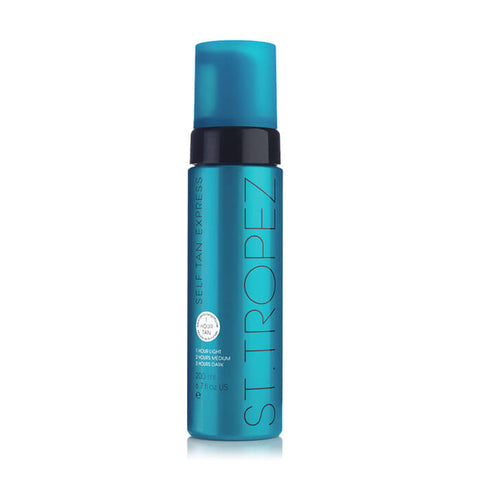 St Tropez Self Tan Bronzing Mousse Express 200ml - Brands Now