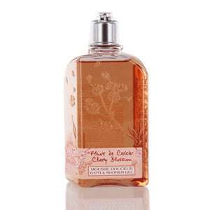 CHERRY BLOSSOM NEW PACKAGING SHOWER GEL 8.4 OZ (250 ML) - Brands Now