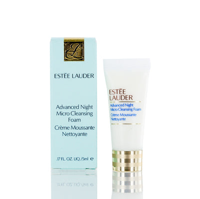 ESTEE LAUDER ADVANCED NIGHT CLEANSER FOAM 0.17 OZ (5 ML)
