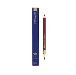 ESTEE LAUDER DOUBLE WEAR LIP PENCIL 19 CURRANT 0.04 OZ