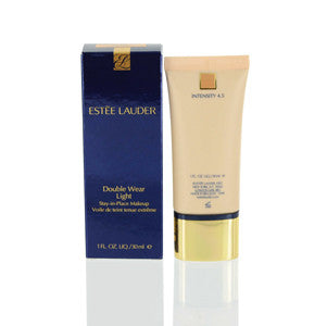 ESTEE LAUDER DOUBLE WEAR LIGHT STAY-IN-PLACE MAKEUP 4.5 INTENSITY 1.0 OZ