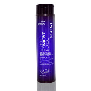 BALANCE PURPLE JOICO CONDITIONER 10.1 OZ (300 ML)ELIMINATES YELLOW TONES ON BLONDE/GRAY HAIR - Brands Now