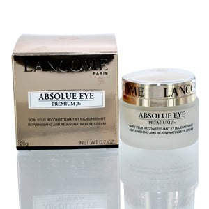 LANCOME ABSOLUE PREMIUM BX EYE CREAM .7 OZ ABSOLUTE REPLENISHING