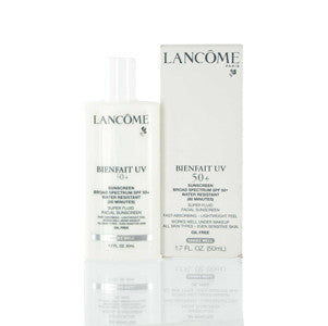 LANCOME BIENFAIT UV SUPER FLUID FACIAL SUNSCREEN SPF 50+ - Brands Now