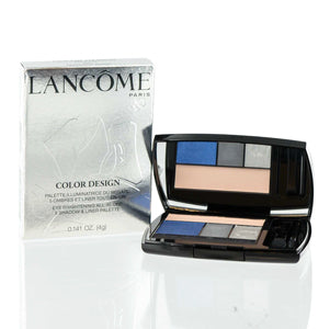 LANCOME COLOR DESIGN 5 SHADOW & LINER PALETTE 401 MIDNIGHT RUSH