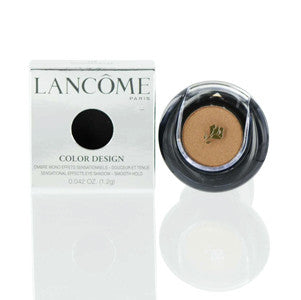 LANCOME COLOR DESIGN EYE SHADOW 128 CINNAMON SUCRE .042 OZ SENSATIONAL EFFECT SMOOTH HOLD - Brands Now