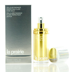 LA PRAIRIE CELLULAR RADIANCE PERFECTING FLUID PURE GOLD TIME-CORRECTING THERAPY