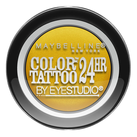 Color Tattoo by Eye Studio 24hr Eyeshadow #65 GOLD RUSH - Brands Now
