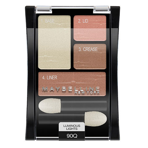 Expert Wear Luminous Lights Eyeshadow Quad #90Q ROSE LIGHTS - Brands Now