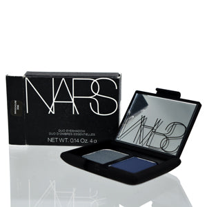 NARS DUO POWDER EYESHADOW MANDCHOURIE 0.14 OZ GOLDEN INFUSED DENIMRICH NAVY