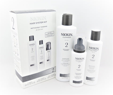 Nioxin System 2 Kit - Brands Now