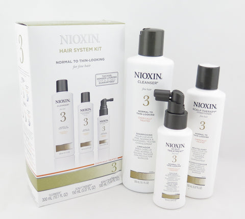 Nioxin System 3 kit - Brands Now