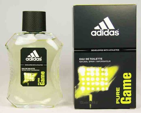 ADIDAS PURE GAME EDT SPRAY 100ML - Brands Now
