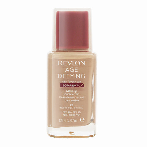 Age Defying Makeup All Skin Types #04 NUDE BEIGE - Brands Now