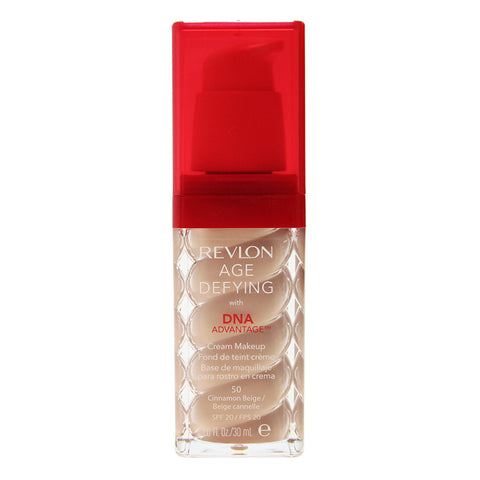 Age Defying with DNA Advantage Cream Makeup #50 CINNAMON BEIGE - Brands Now