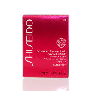SHISEIDO/ADVANCED HYDRO-LIQUID COMPACT FOUNDATION REFILL (I100) - Brands Now