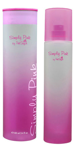 AQUOLINA SIMPLY PINK EDT SPRAY 100ML - Brands Now
