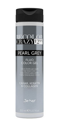 Be Color Crazy 12 Min Pearl Grey 150ml