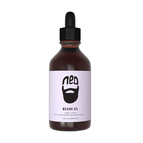 Ned Beard Oil The Lavender One - Brands Now