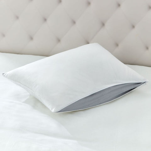 Renee Taylor Comfort Zip Pillow - Twin Pack