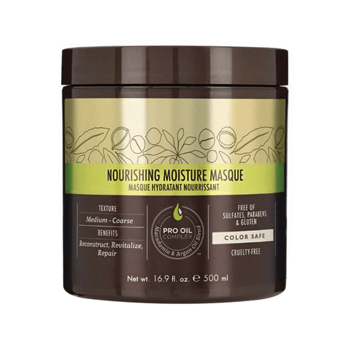 Macadamia Nourishing Moisture Masque 500ml - Brands Now