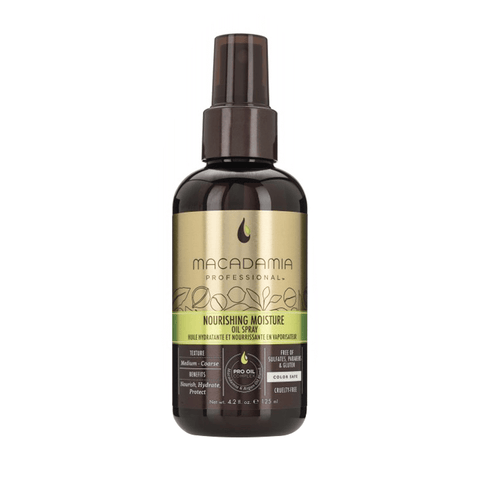Macadamia Nourishing Moisture Oil Spray 125ml - Brands Now
