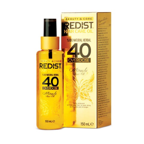 Redist 40 Overdose Miracle Oil 150 Ml - Brands Now