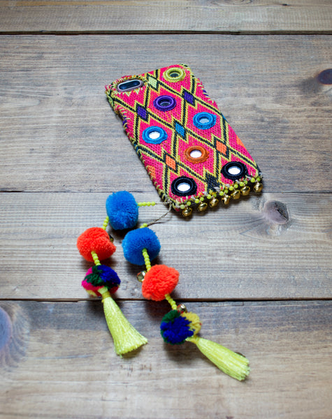 MARRAKESH - Hand Embroidered iPhone Cover