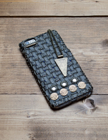 RAO - Hand Embroidered iPhone Cover