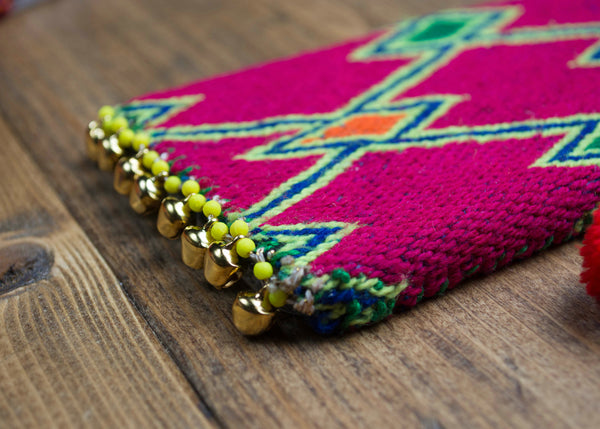 NAVAJO - Hand Embroidered iPhone Cover