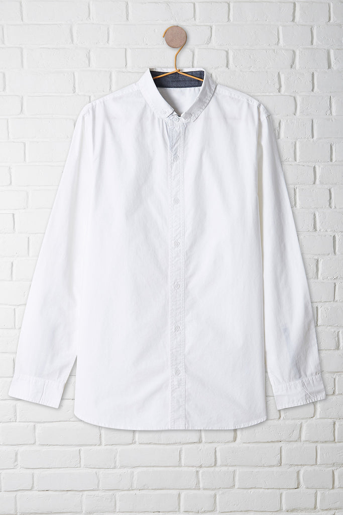 arrow collar shirt