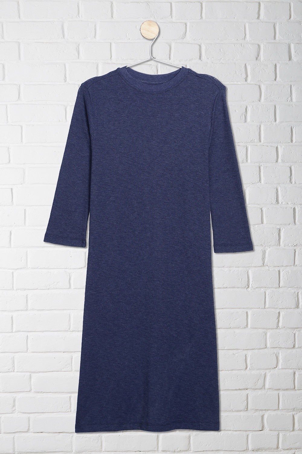 calf length dress