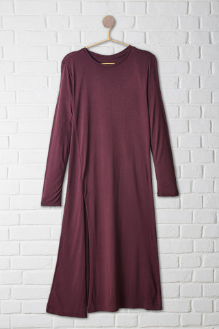 twisted seam tunic