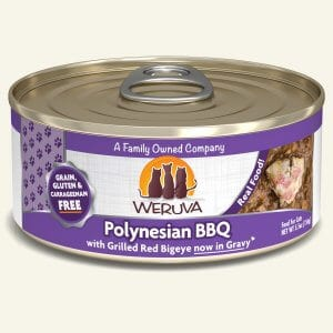 Weruva Polynesian BBQ for Cats