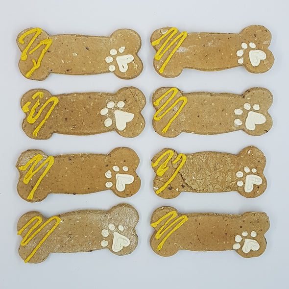 Peanut Butter Banana Bone Cookie (4750765031483)
