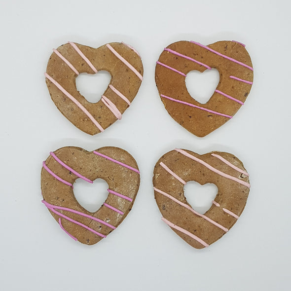 Liver Heart Cookie