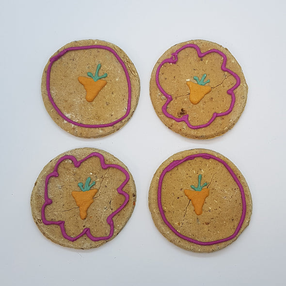 Pumpkin Carrot Apple Cookie